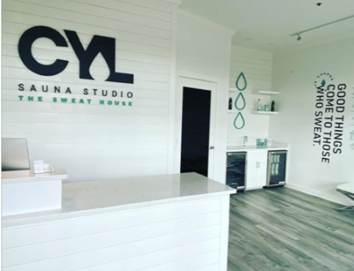 Now Open: CYL Sauna Studio